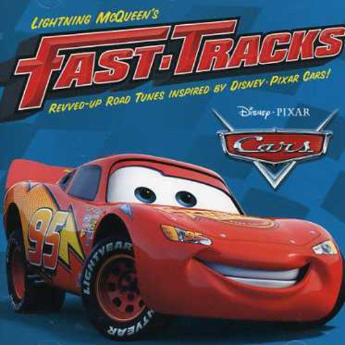 Image of Lightning McQueen's Fast Tracks