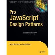 Pro JavaScript Design Patterns (Expert's Voice in Web Development)