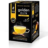 Golden Milk - 5 confezione da 10 Bustine Solubili (50 bustine 50 tazze)
