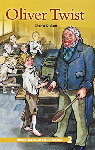 New Oxford Progressive English Readers 2. Oliver Twist