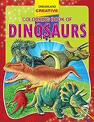 Dinosaurs (Creative Colouring Books)