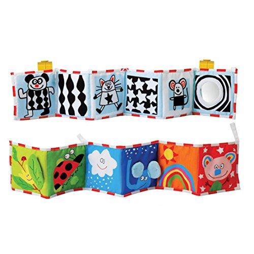 GZQ Baby Kinderwagen Spielzeug Kind Kinderbett Kinderbett Pram Bett Hanging Rattles Spirale Auto Sitz Spielzeug Puzzle Aktivität Spielzeug für Säugling Kleinkind Neugeborenen (Style 4)
