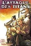 L'Attaque des Titans Edition simple Tome 23