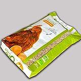 Agro Sens Mélange de Céréales Biologiques pour Poule Pondeuse 20 kg
