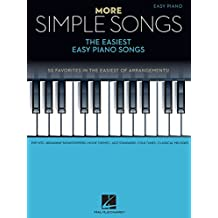 More Simple Songs: The Easiest Easy Piano Songs