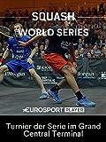 Squash: World Series 2017/18 - Tournament of Champions in New York City - Turnier der Serie im Grand Central Terminal