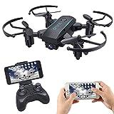 Mini FPV Drone with Wifi Camera HD 720P Live Video, RTF Rc Quaccopter