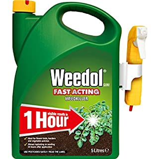 Weedol Fast Acting Weedkiller 5L