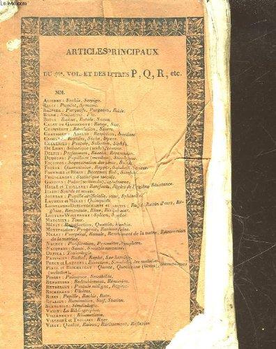 DICTIONNAIRE DES SCIENCES MEDICALES - TOME 46 - DE - PSAMMISME- A - RACHOSIS par COLLECTIF