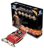Sapphire HD3850 LR Grafikkarte PCIe 256MB