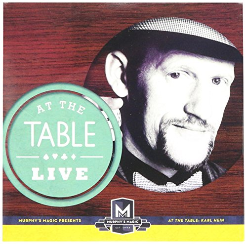 MMS At the Table Live Lecture Karl Hein - DVD