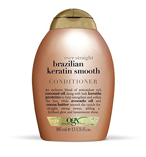Organix Brazilian Keratin Conditioner - 385 ml
