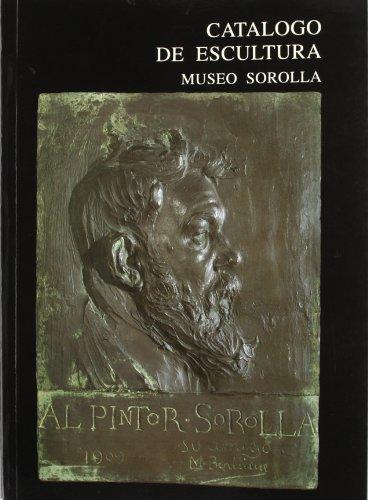 Catálogo de escultura. Museo Sorolla por Mónica Ruiz Bremón
