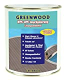 Greenwood - Premium WPC - Transparent 750ml - - - -
