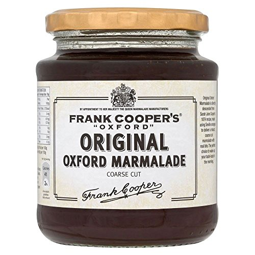 Marmelade D'Origine Coupe Grossière Oxford Orange Franc Cooper (454G)