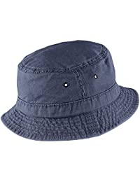 223b0a6c0729f Enimay Bucket Hat Solid Color   Patterned Summer Sun Caps (Many Styles  Available)