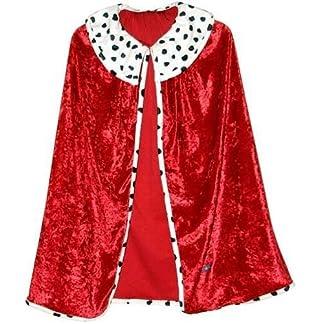 Capa Rey accesorio disfraz Talla L