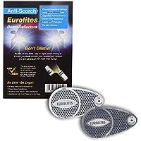 Eurolites Headlamp Adaptors for Driving in Europe