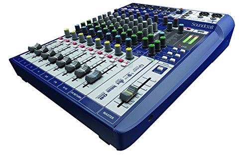 Soundcraft Signature 10 Analog Mixer