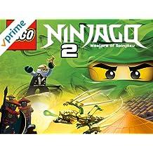 Lego Ninjago - Meister des Spinjitzu Staffel 2