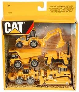 cat 72321 v hicule miniature et circuit engin de chantier caterpillar x5 jeux et. Black Bedroom Furniture Sets. Home Design Ideas