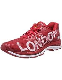 a896329a1b948e ASICS Gel-Nimbus 20 London Marathon, Chaussures de Running Femme