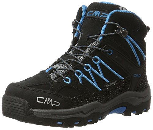 CMP Unisex-Kinder Rigel Trekking-& Wanderstiefel Schwarz (Nero)