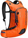 Ortovox Herren Cross Rider 20 Rucksack, Crazy Orange, 54 x 30 x 15 cm, 20 Liter
