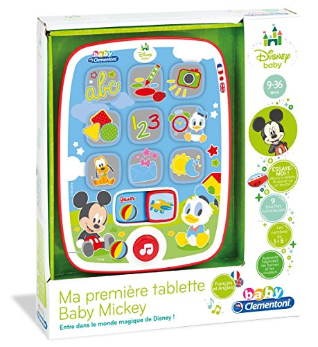 Clementoni Tablette Baby Mickey