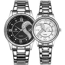 Resistente al agua reloj de cuarzo/El cinturón de parejas forman un par de/