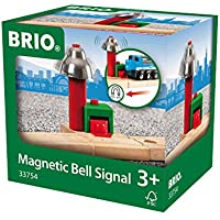 BRIO World  - 33754 - SIGNAL CLOCHE MAGNETIQUE