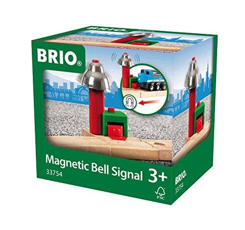 *Brio 33754 – Magnetisches Glockensignal*