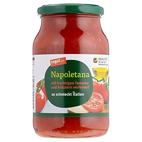 Tegut Pastasauce Napoletana, 420 g