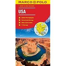USA Marco Polo Map (Marco Polo Maps)