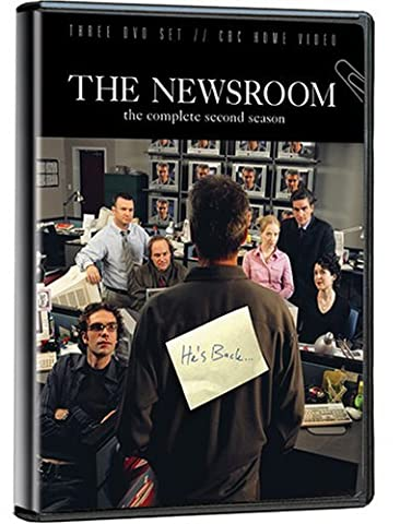 The Newsroom - The Newsroom - The Complete Second