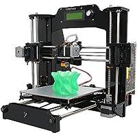 Geeetech Prusa Reprap Acryl I3 X DIY LCD Glühfaden 3D-Druckerunterstützung 6 Werkstoffe