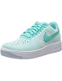 Nike W Af1 Flyknit Low, Zapatillas de Deporte para Mujer