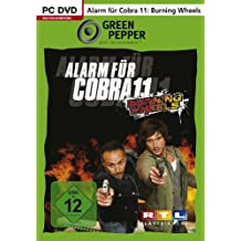 Alarm für Cobra 11 - Burning Wheels [Software Pyramide]