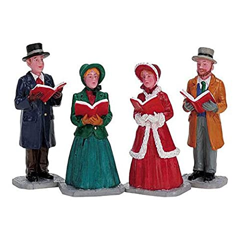 Lemax - Christmas Harmony Set Of 4