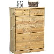 suchergebnis auf f r schuhschr nke holz. Black Bedroom Furniture Sets. Home Design Ideas