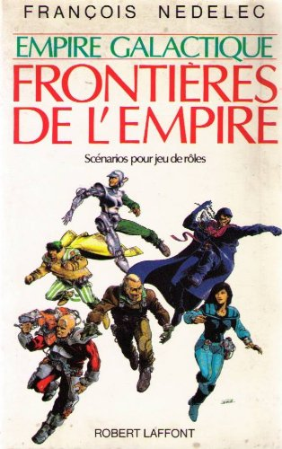 Empire Galactique : Frontières de l'empire