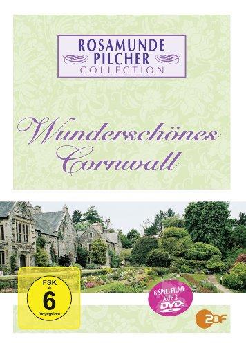 Rosamunde Pilcher Collection - Wunderschönes Cornwall (3 DVDs)