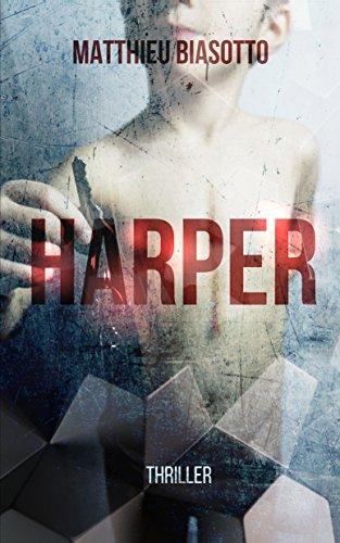 Harper par Matthieu Biasotto
