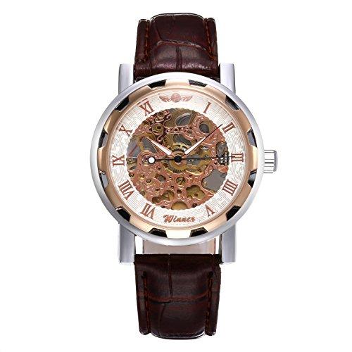 Addic Analogue Rosegold Dial Men's Watch – WinnerMW45