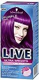 Schwarzkopf LIVE Ultra Brights 94 Purple Pink Hair Colour