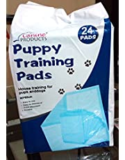 Merapuppy Training Pads For Puppies & Adult Dogs (24 Pads) Big - 60X60Cms
