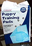 MeraPuppy Training Pads for puppies & adult dogs (24 Pads)