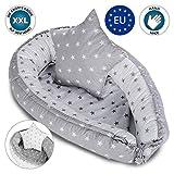 Baby Nest cocon pour bébé nourrisson - Protection Oreiller de couchage câlin...