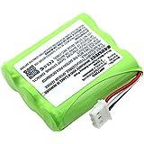 subtel® Batterie premium pour AT & T WF720 (2000mAh) Ni3615T30P3S534416 Batterie de recharge, Accu remplacement