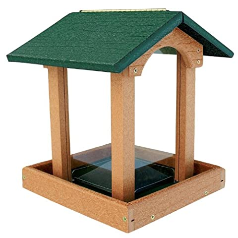 WoodLink GGHOP Going Green Recycled Tall Hopper